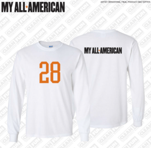 My All American Shirt