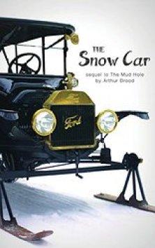 the snow car