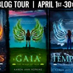 THE WINGS OF WAR Series Blog Tour