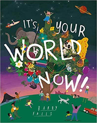 its your world now