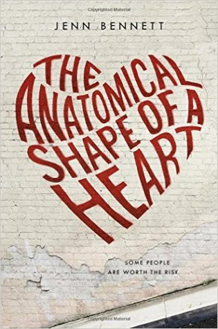 The Anatomical Shape of A Heart Blog Tour