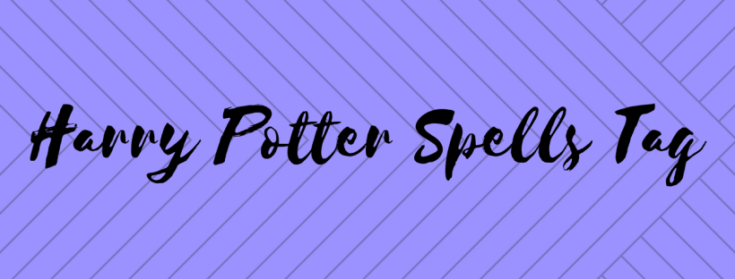 Harry Potter Spell Tag