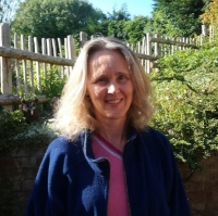 Author Marian Wood
