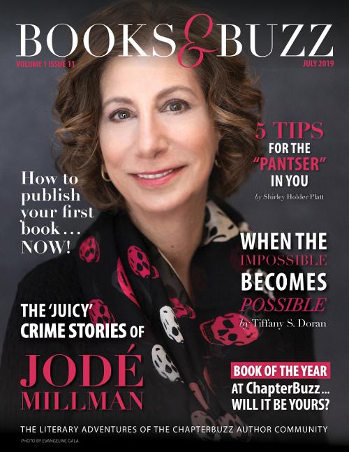 Books & Buzz Magazine, July 2019, Volume 1 Issue 11