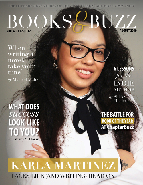 Books & Buzz Magazine, August 2019, Volume 1 Issue 12