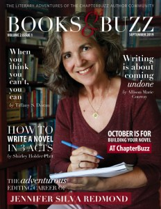 Books & Buzz Magazine, September 2019, Volume 2 Issue 1