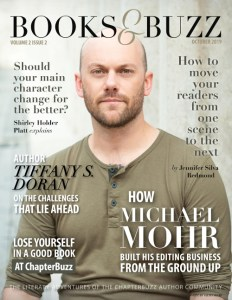 Books & Buzz Magazine, October 2019, Volume 2 Issue 2