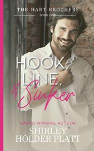 Book cover for Hook, Line, and Sinker by Shirley Holder Platt