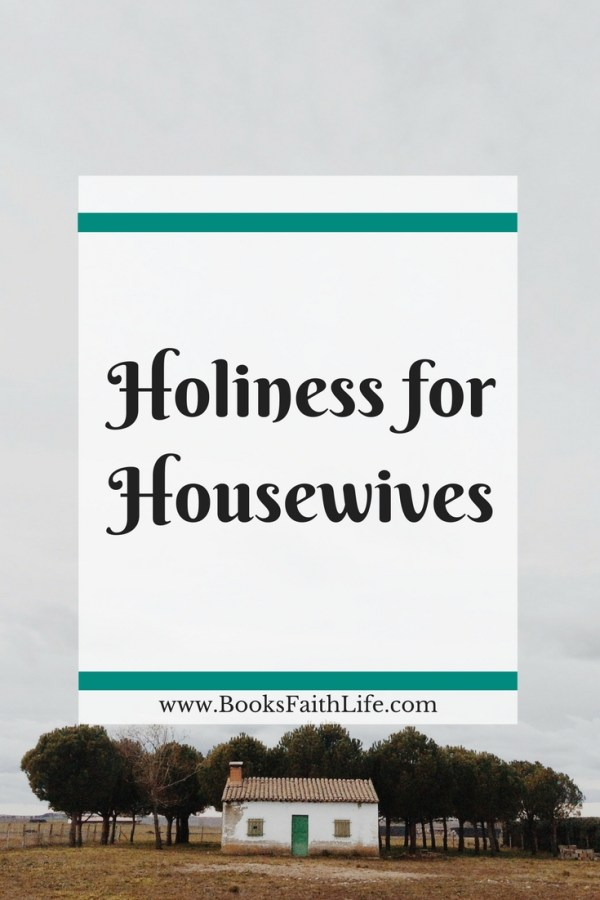 In Holiness for Housewives, Dom Hubert van Zeller demonstrates exactly how to turn every mother's upsets and disappointments into union with God.