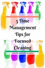 5 Time Management Tips for Focused Cleaning