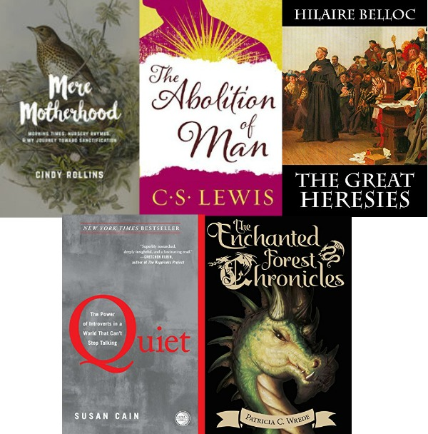 Quick Lit! Short reviews of the 8 books I read in February.