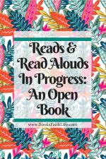 Reads & Read Alouds In Progress: An Open Book