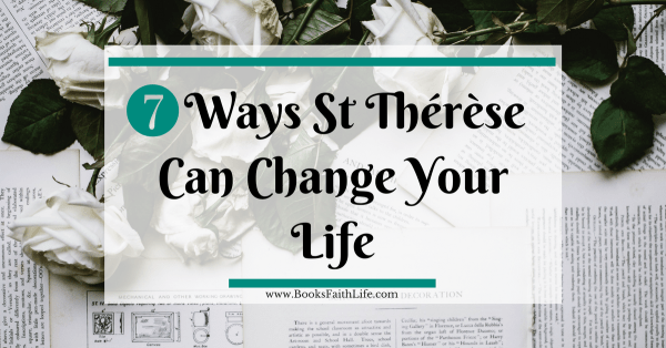 """After my death, I will let fall a shower of roses. I will spend my heaven doing good upon earth."" Many have sought her aid and been answered. Not only with a resolution of their trial, but also with a literal rose! Read on for more ways St. Thérèse can help you."