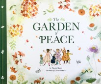 children and flowers - Garden of Peace