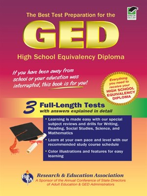 The Best Test preparation for the new GED Full length Tests with answers  expalined in detail) - BookShopBD com