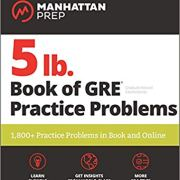 Buy Books for GRE Exam Preparation Online at Best Price in