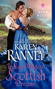 %name In Your Wildest Scottish Dreams Book Review, Author Q & A and more!