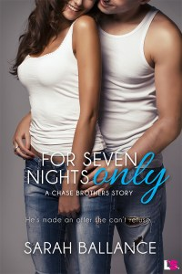 %name Happy Book Birthday For Seven Nights Only