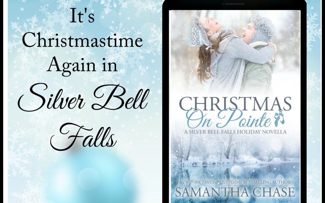 Happy Book Birthday Christmas On Pointe