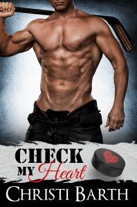 Check My Heart iBooks 198x300 18 Hot Hockey Romances for just $0.99!