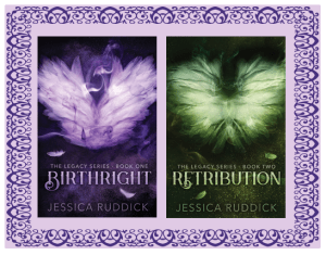 Legacy Books 1 2 Graphic 300x235 Author Spotlight & Giveaway