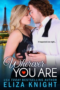 ElizaKnight WhereverYouAre 200x300 Coffee With USA Today Bestselling Author Eliza Knight