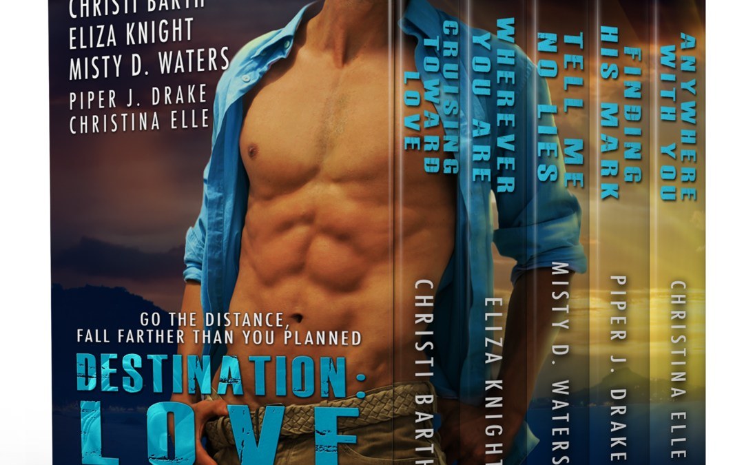 Happy Book Birthday Destination Love
