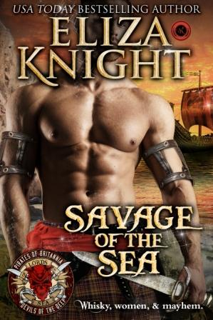 Savage of the Sea Blog Tour – Review and Exclusive Excerpt