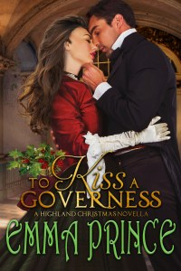 to kiss a governess high res 200x300 The Nutcracker Reimagined   Day 2 Reviews and Giveaway