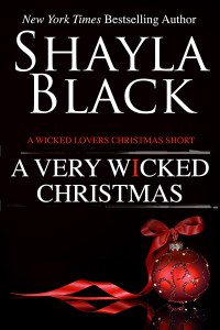 11.75 AVeryWickedChristmas 600X900 200x300 Cover Reveal   A Very Wicked Christmas by Shayla Black