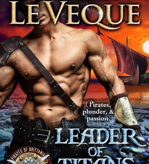 Leader of the Titans Blog Tour – Review, Exclusive Excerpt and Giveaway
