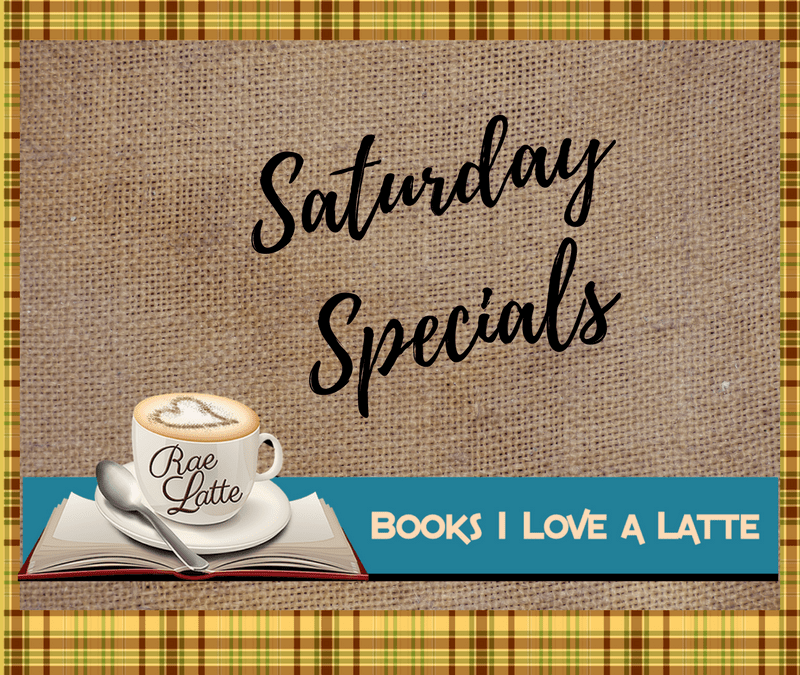 Saturday Specials for a new Book Adventure