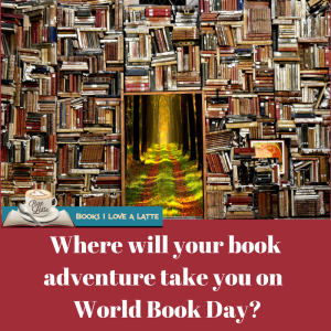 Where will your book adventure 300x300 Its World Book Day. Find a new book adventure now!