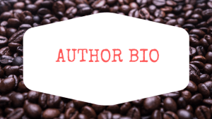 Author Bio CW 300x169 Coffee With Author Geri Krotow