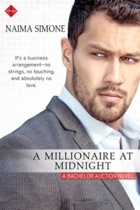 A Millionaire at Midnight 200x300 A Millionaire at Midnight by Naima Simone