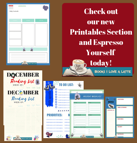 New December Printables at Books I Love A Latte