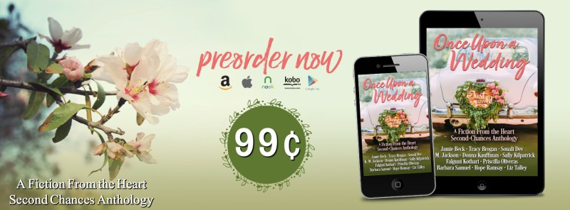OnceUponAWedding PreorderBANNER 800x296 Once Upon A Wedding   Check out this amazing cover!