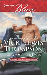 CAD 189x300 A Skinny Shot: A Cowboy After Dark by Vicki Lewis Thompson