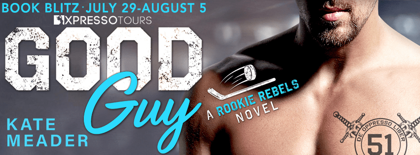 Blog Blitz: Good Guy by Kate Meader