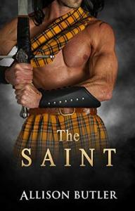 The Saint 192x300 The Saint by Allison Butler