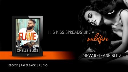 Flame Facebook Banner Blitz Flame by Chelle Bliss