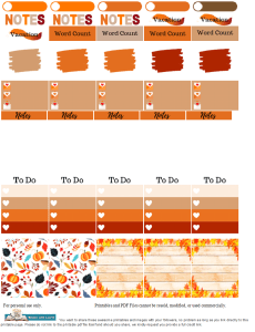 Fall Planner Stickers Final 230x300 Authors Dish Thanksgiving with Luna Joya