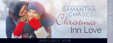 CIL Banner Review Blitz   Christmas Inn Love by New York Times and USA Today Bestselling Author Samantha Chase
