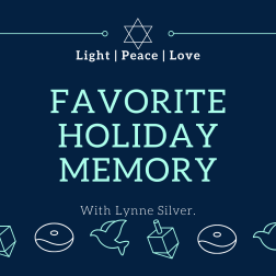 Light   Peace   LoveV2 300x300 Rededication by Lynne Silver from the soon to be released Chanukkah collection Eight Kisses