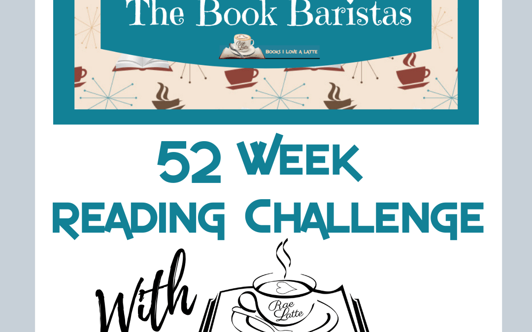 52 Week Reading Challenge – Week One check-in…