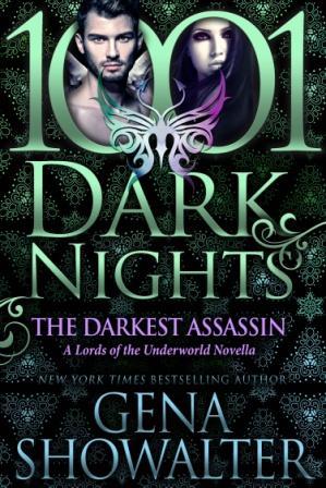23 1001 2019 Gena Showalter 300dpi 1001 Dark Nights: The Darkest Assasin by Gena Showalter