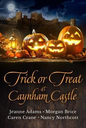 Trick or Treat at Caynham Castle final 1 Spicy Latte Ratings