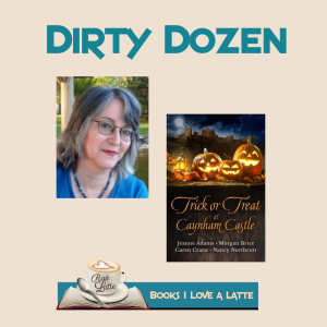 Nancy Northcott Dirty Dozen 300x300 Dirty Dozen with Author Nancy Northcott