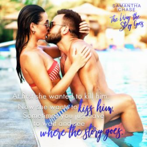 TWTSG Teaser StoryGoes 300x300 The Way the Story Goes: A Magnolia Sound Novel by New York Times and USA Today bestselling Author Samantha Chase