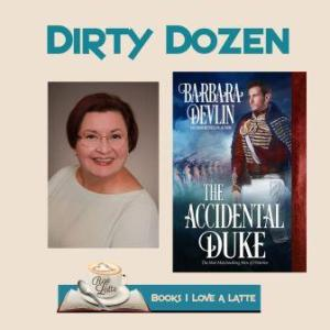 Dirty Dozen Barbara Devlin 300x300 Dirty Dozen with USA Today Bestselling Author Barbara Devlin